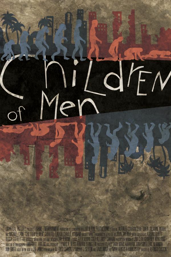 children of men poster joshua mina