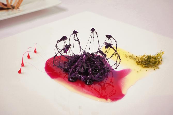 Live Foods : Living Food - minsukim