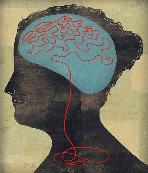 Ken Orvidas String Brain Headroom
