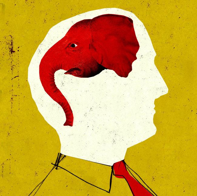 Brian Stauffer Elephant Brain Headroom